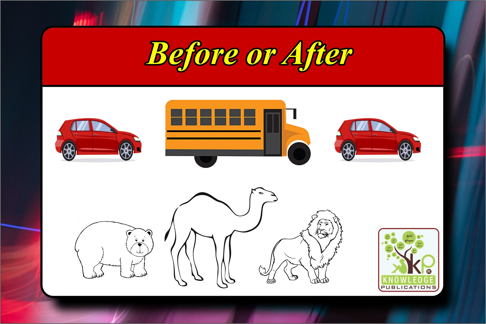 Before or After